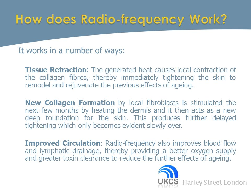 How does Radio-frequency Work