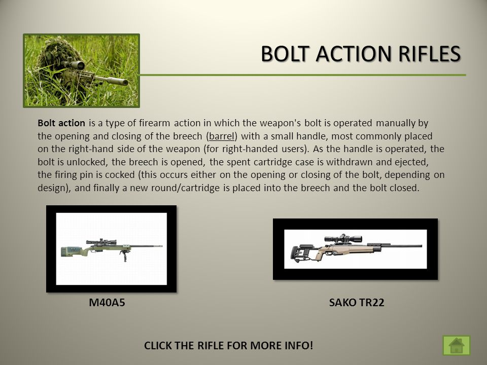 CLICK THE RIFLE FOR MORE INFO!