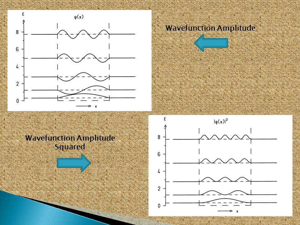 Wavefunction Amplitude