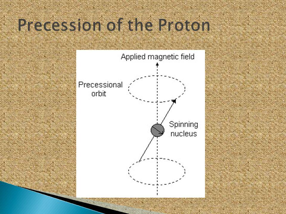 Precession of the Proton