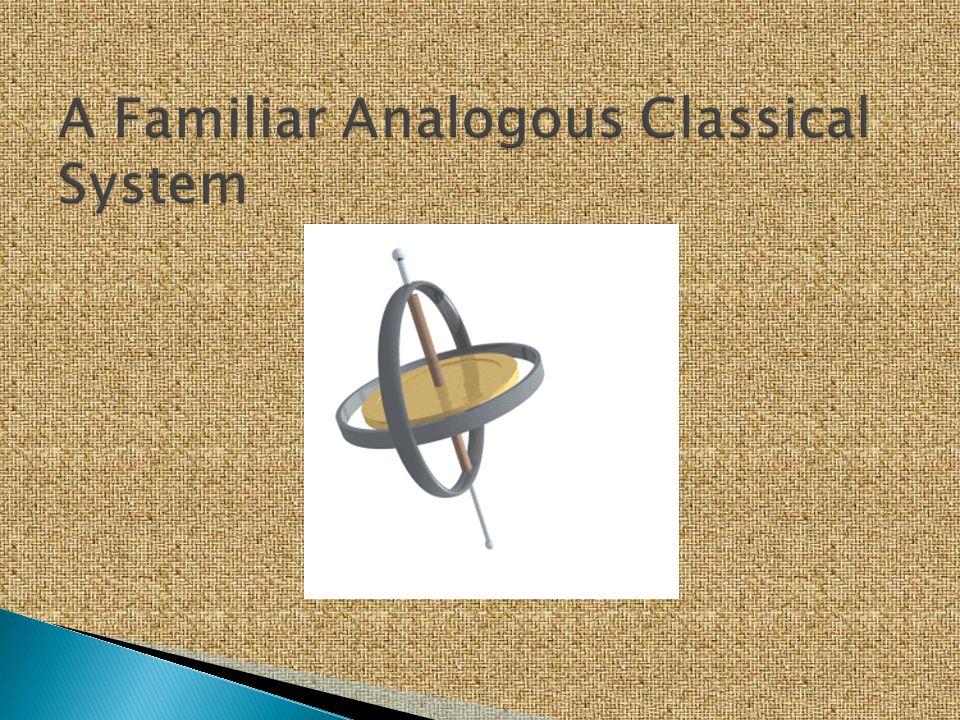 A Familiar Analogous Classical System