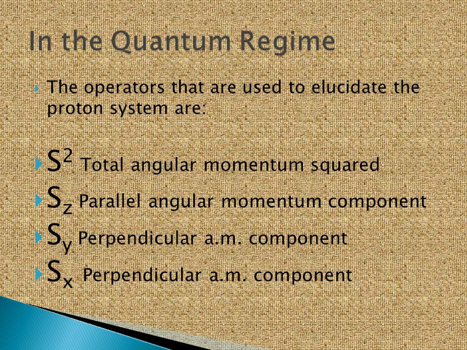 S2 Total angular momentum squared
