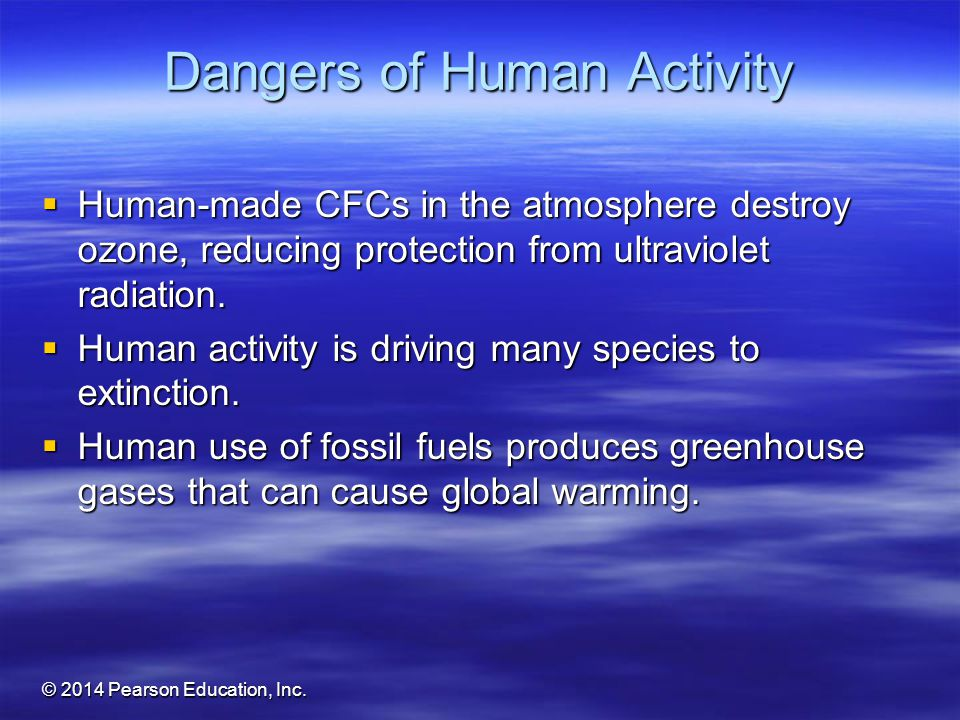 technology destroys human activities Too much of a good thing: human activities overload ecosystems with nitrogen date: october 8, 2010 source: national science foundation summary: humans are overloading ecosystems with nitrogen through the burning of fossil fuels and an increase in nitrogen-producing industrial and agricultural activities, according to a new study.