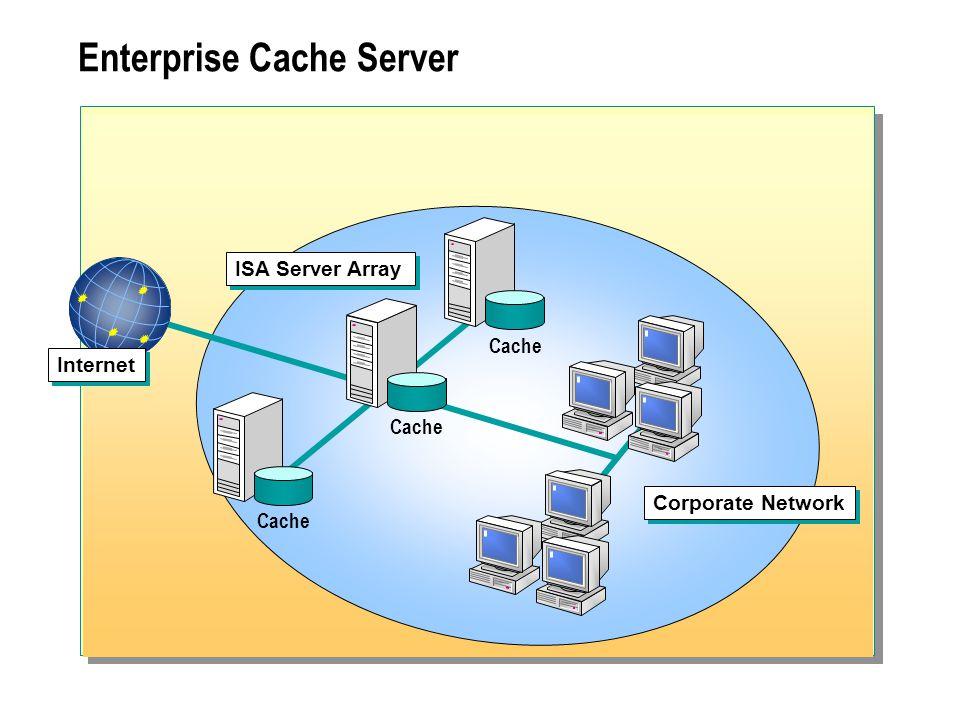 Enterprise Cache Server