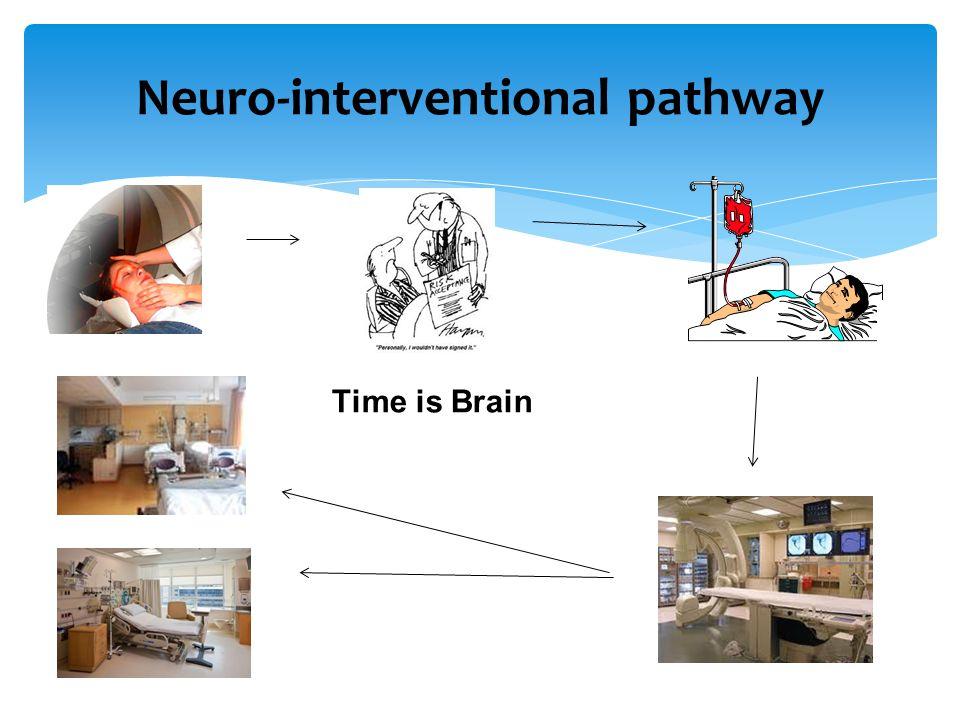 Neuro-interventional pathway