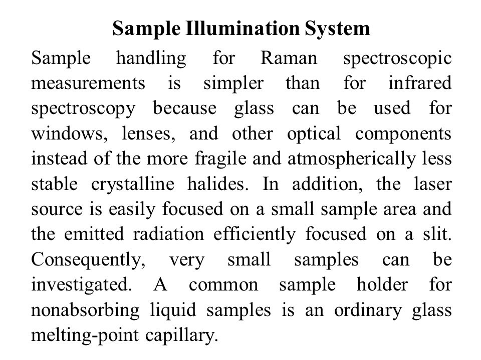 Sample Illumination System