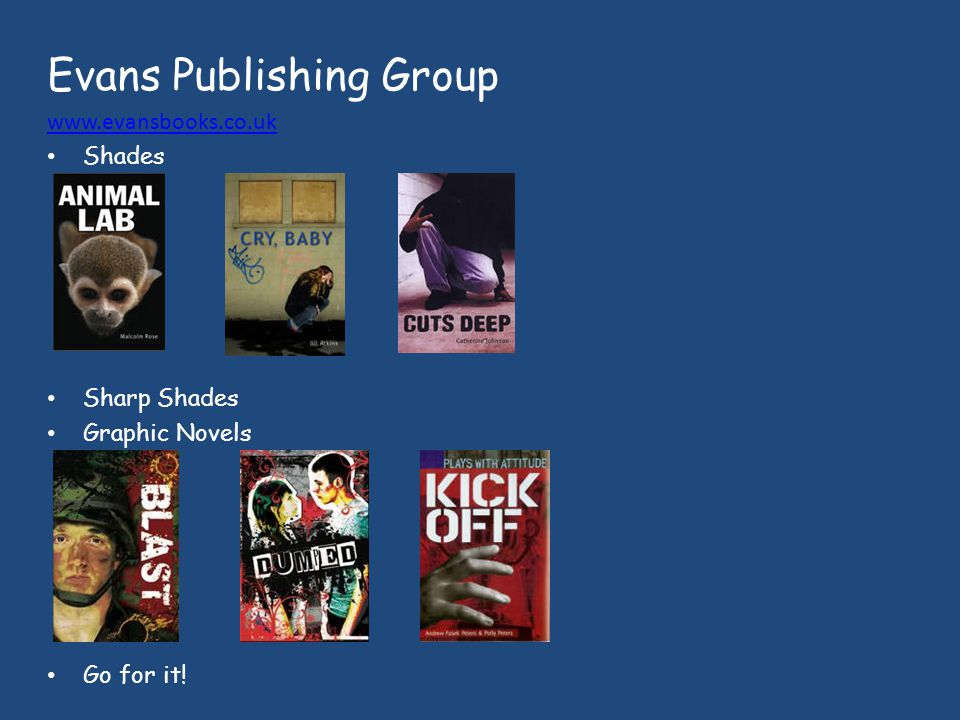 Evans Publishing Group