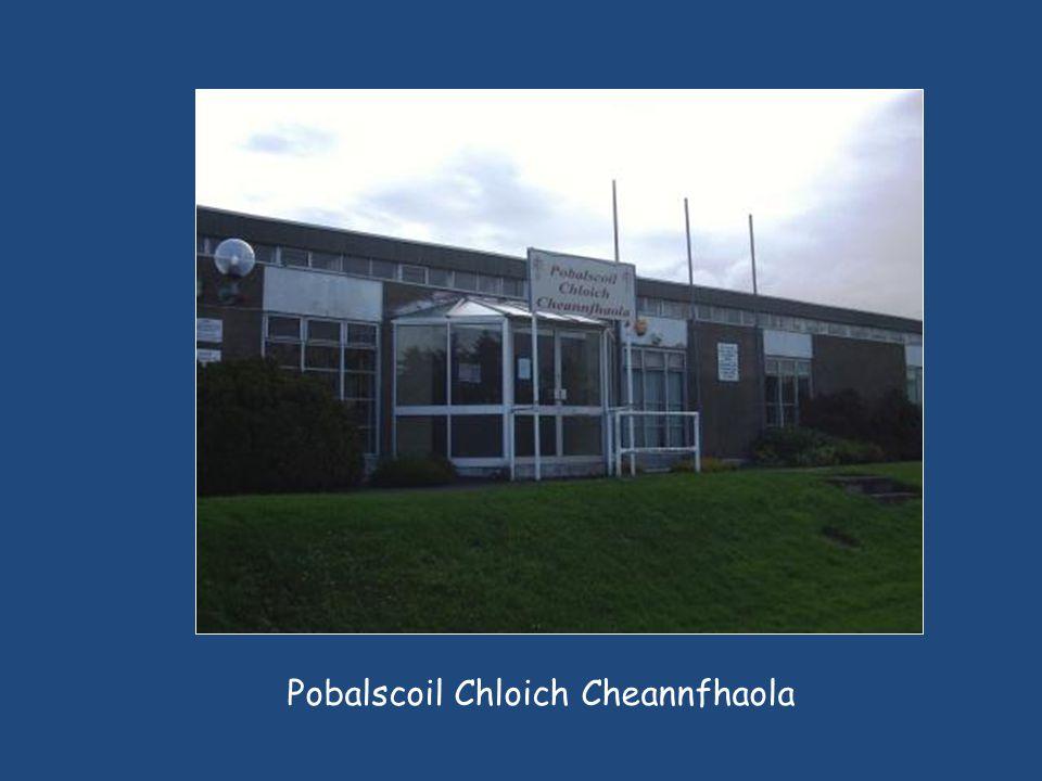 Pobalscoil Chloich Cheannfhaola