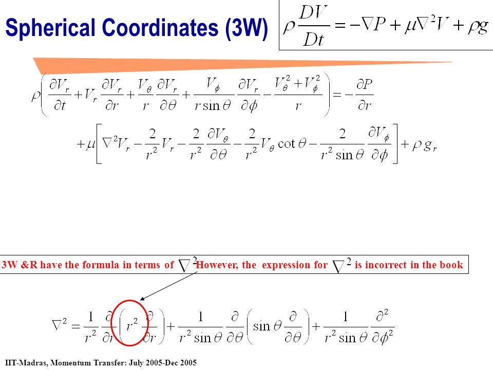 Spherical Coordinates (3W)