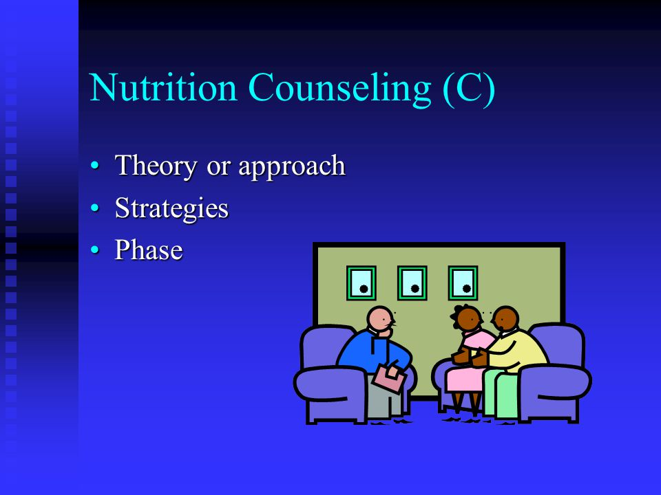 Nutrition Counseling (C)
