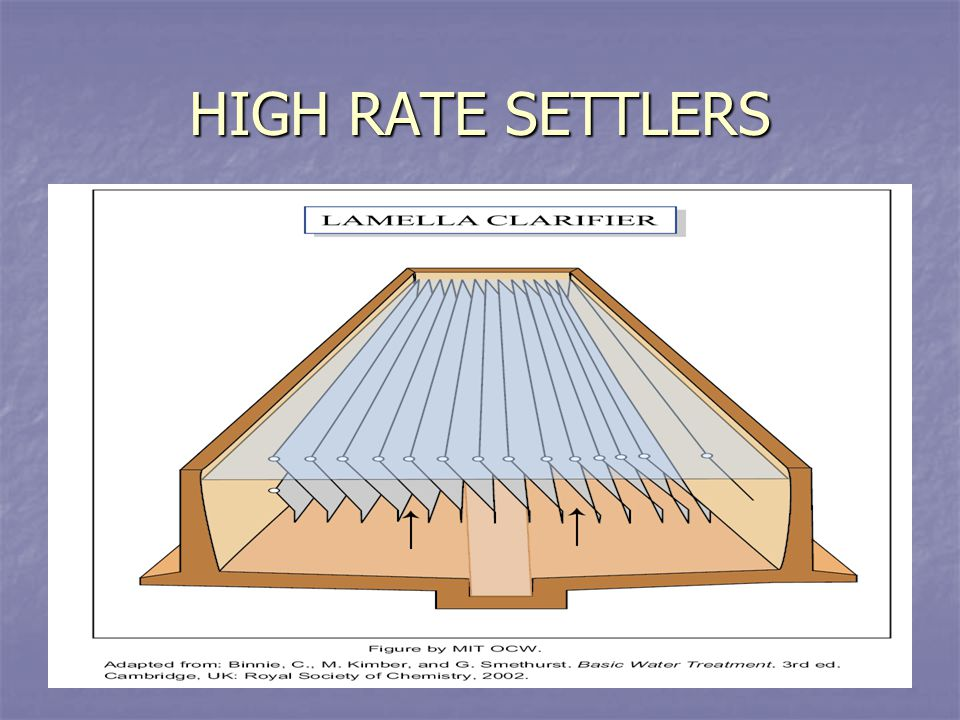 HIGH RATE SETTLERS