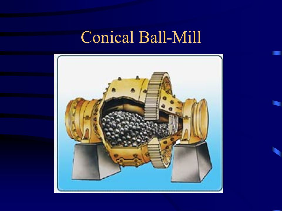 Conical Ball-Mill