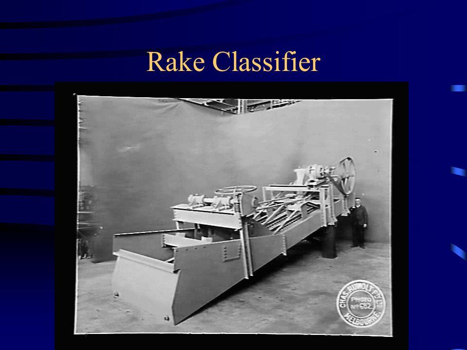 Rake Classifier