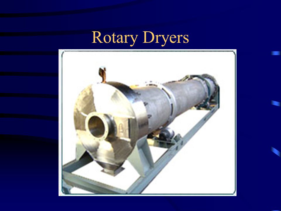 Rotary Dryers