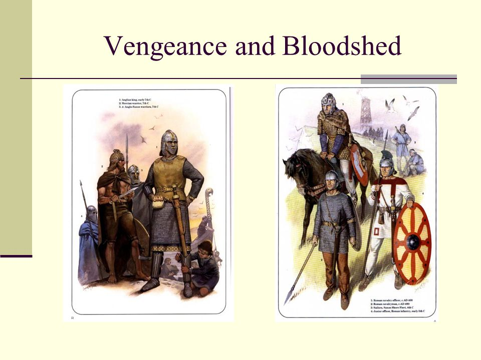 Vengeance and Bloodshed