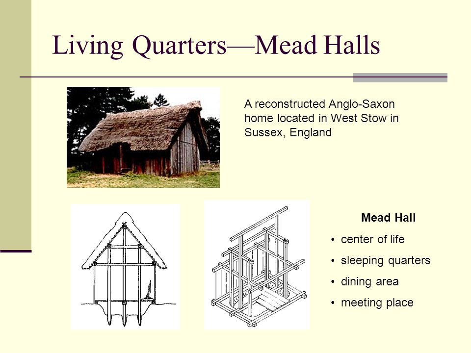 Living Quarters—Mead Halls
