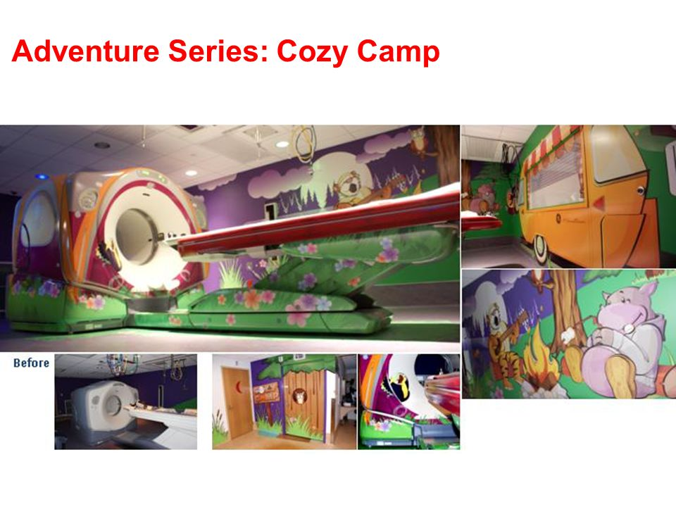 Adventure Series: Cozy Camp