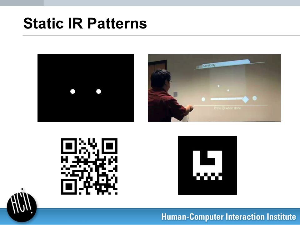 Static IR Patterns