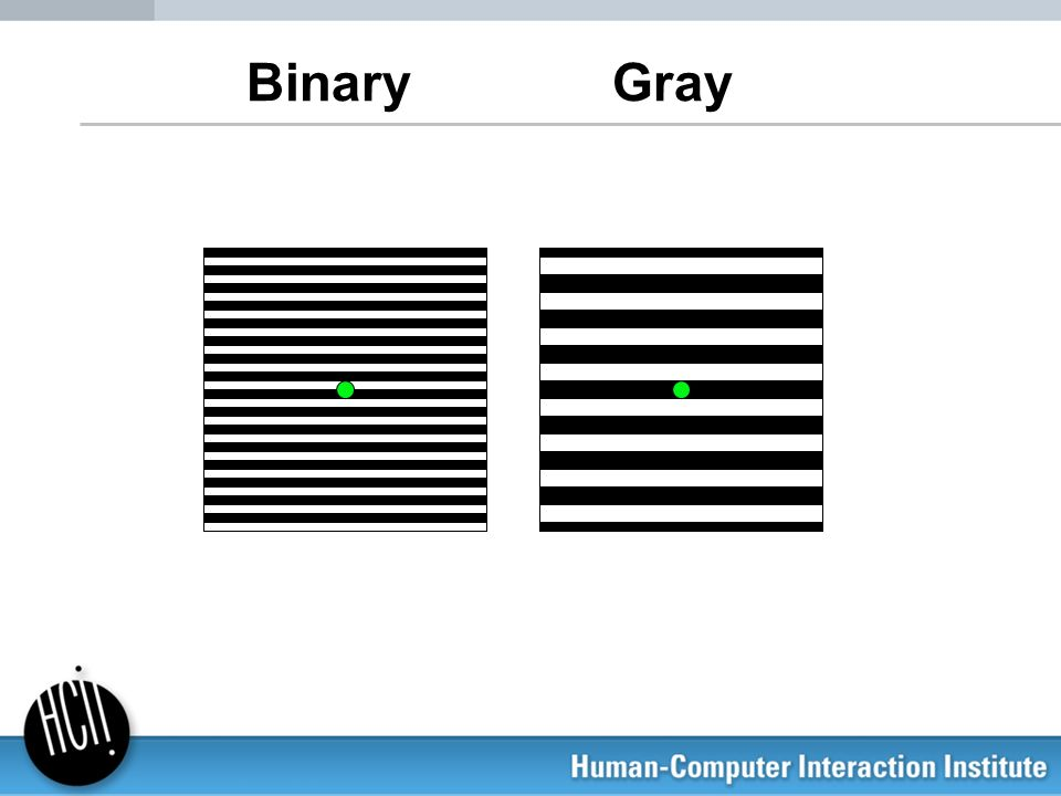 Binary Gray