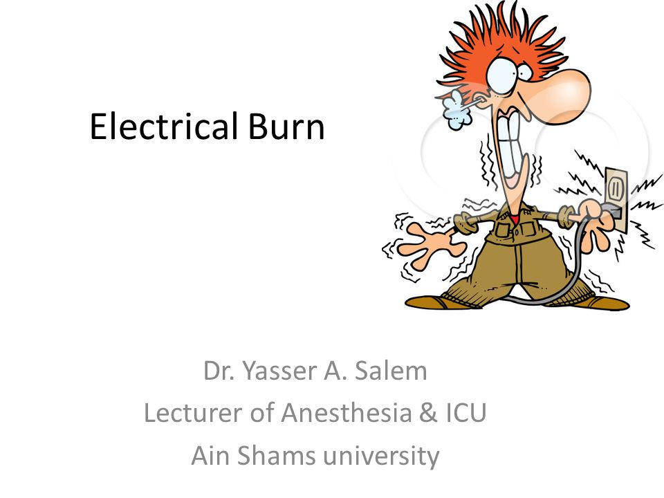 Dr. Yasser A. Salem Lecturer of Anesthesia & ICU Ain Shams university