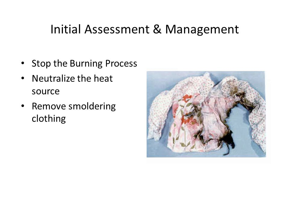 Initial Assessment & Management