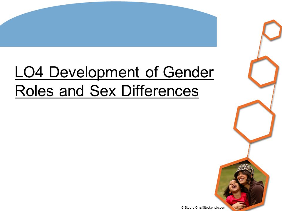LO4 Development of Gender Roles and Sex Differences