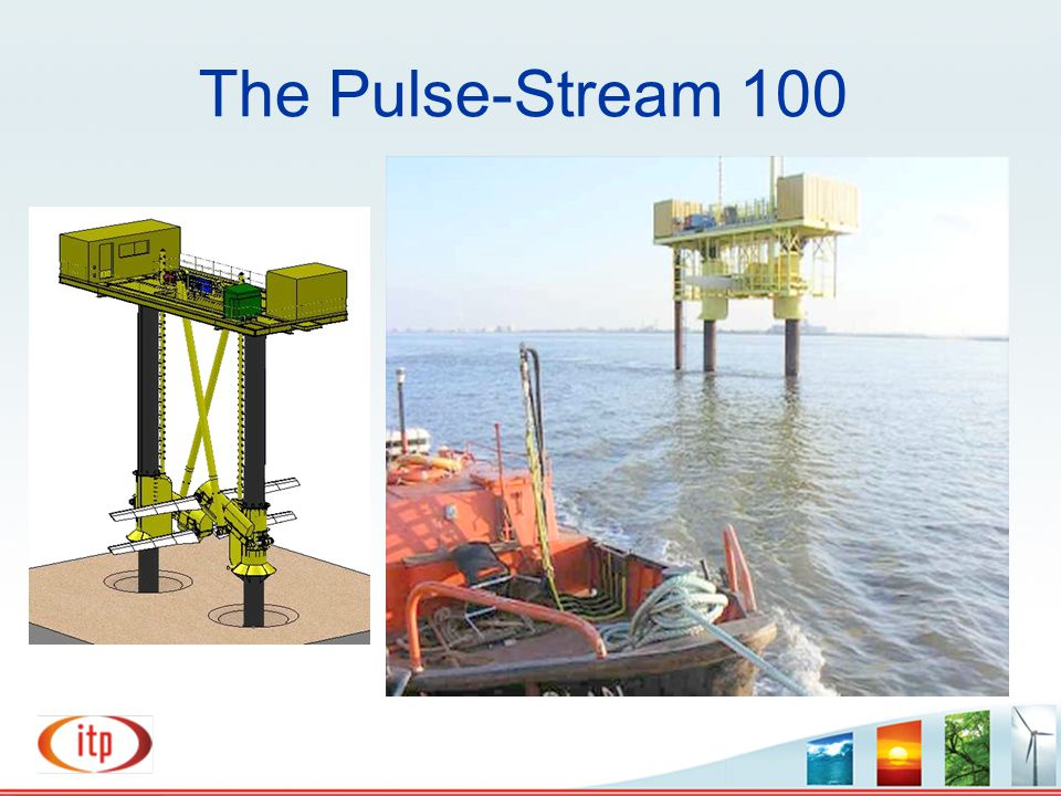 The Pulse-Stream 100