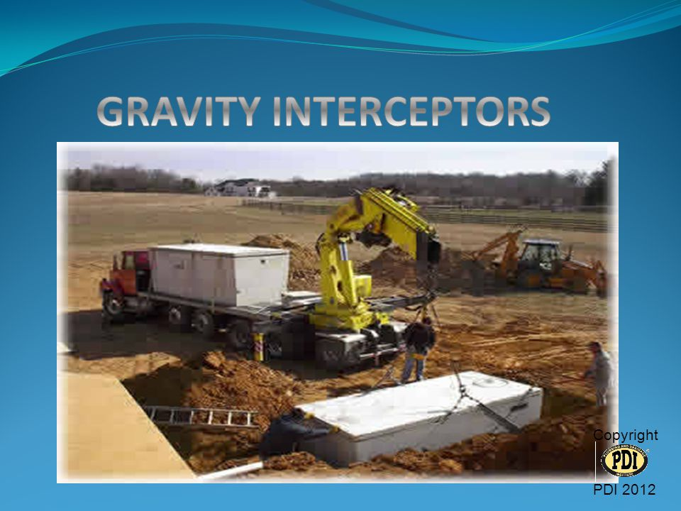 GRAVITY INTERCEPTORS Copyright PDI 2012