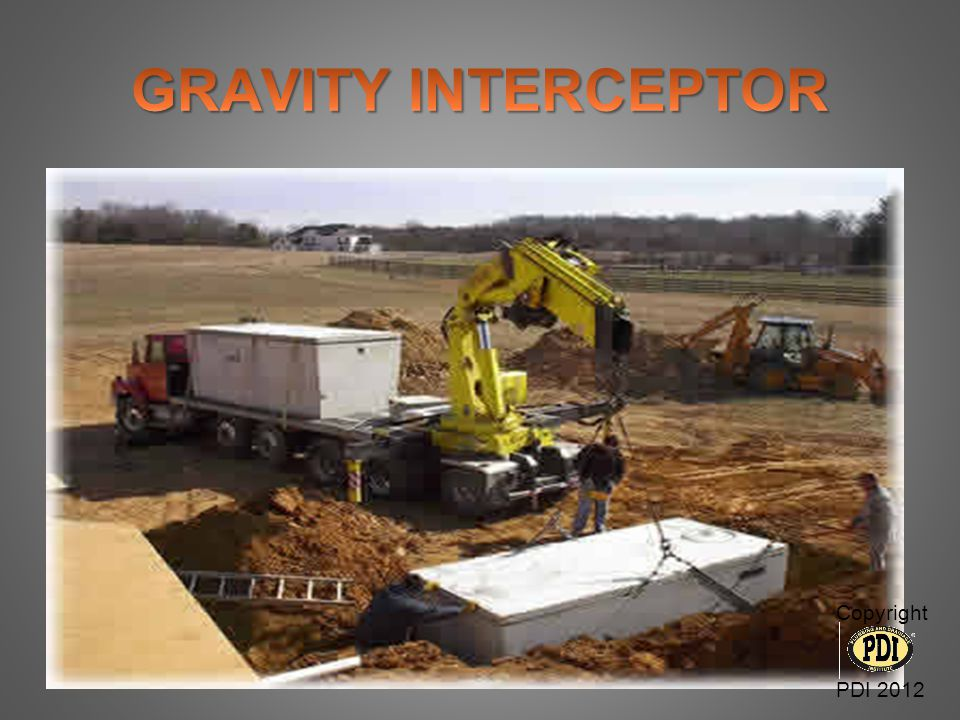 GRAVITY INTERCEPTOR Copyright PDI 2012
