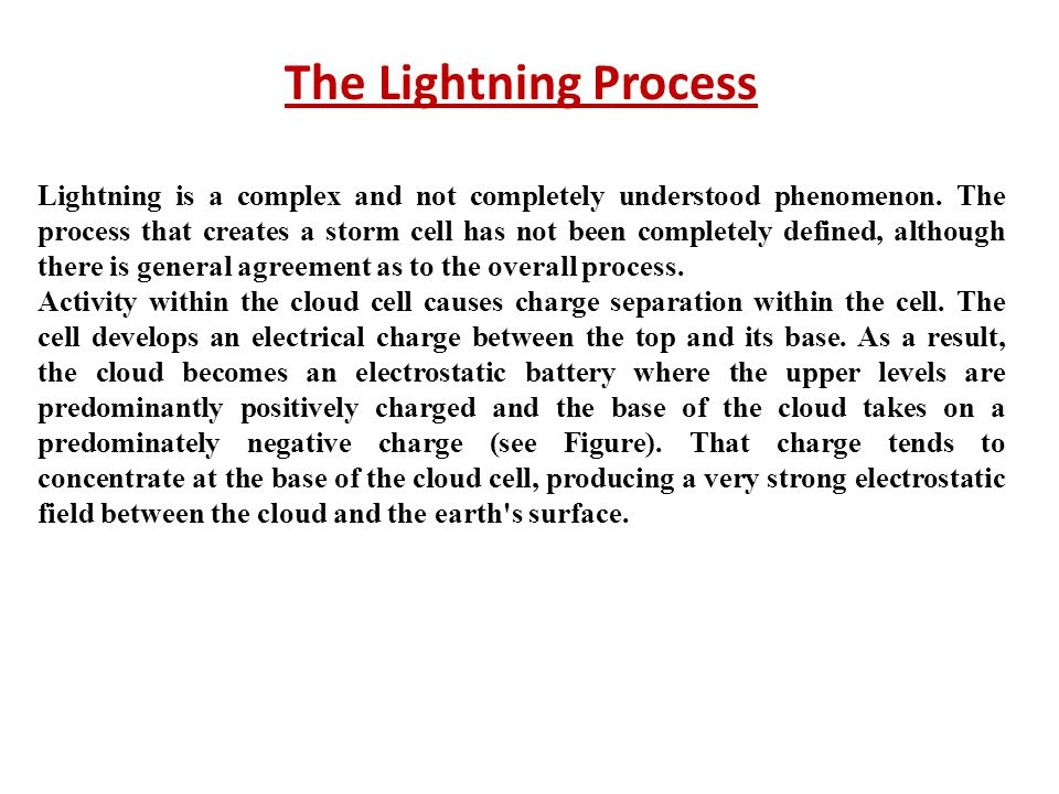 The Lightning Process