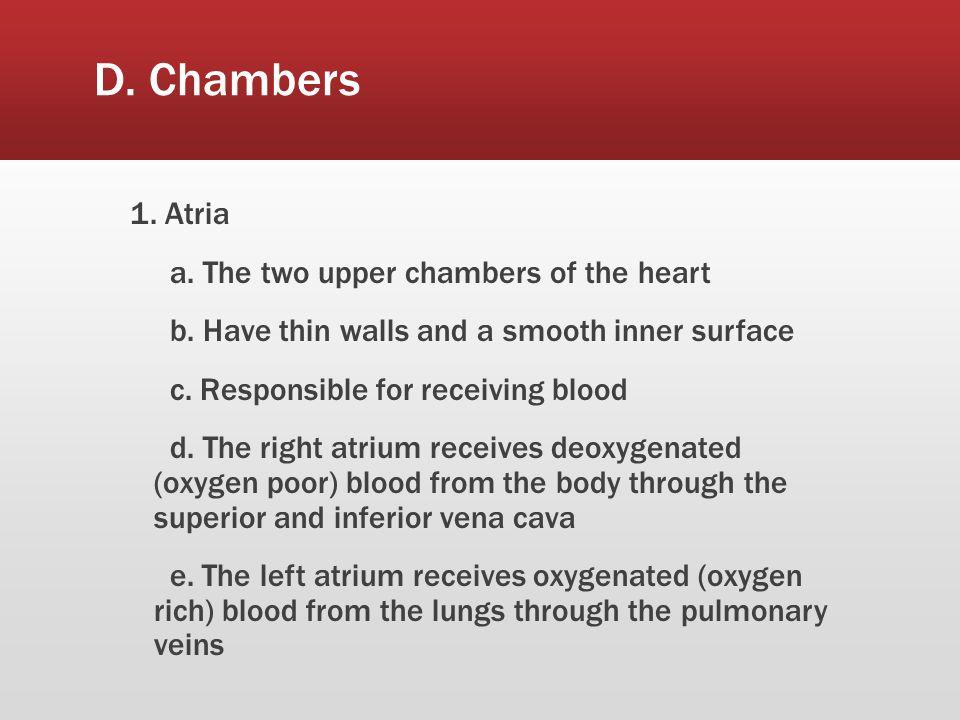 D. Chambers