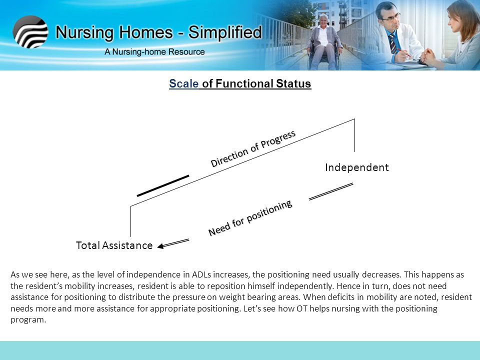 Scale of Functional Status