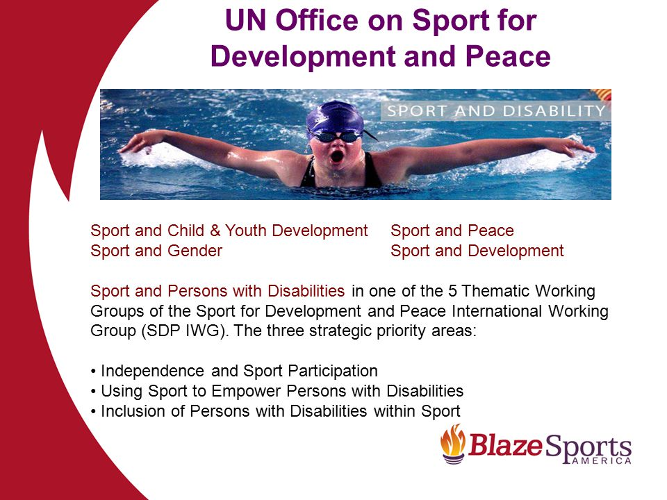 UN Office on Sport for Development and Peace