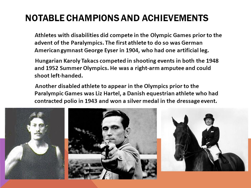 Notable champions and achievements