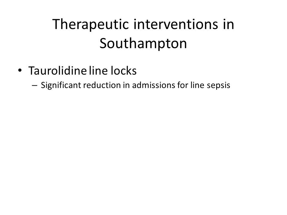 Therapeutic interventions in Southampton