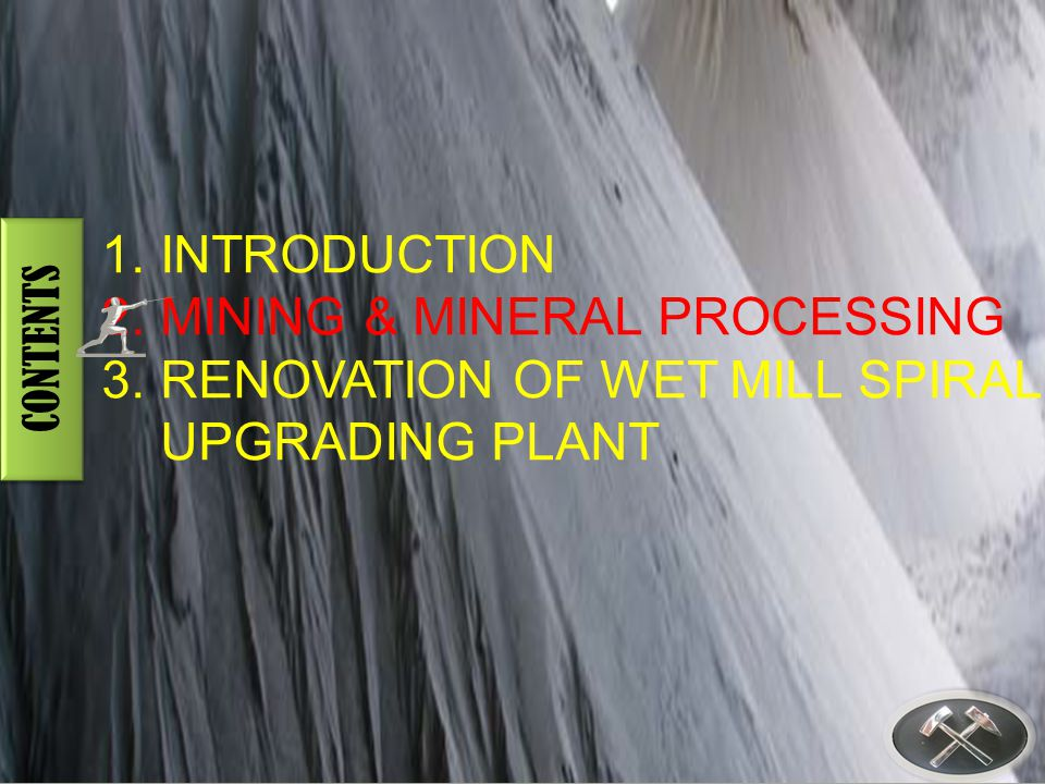 introduction to mineral processing pdf
