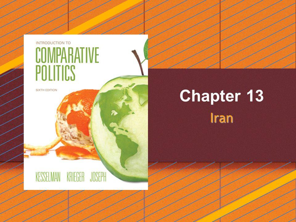 Chapter 13 Iran