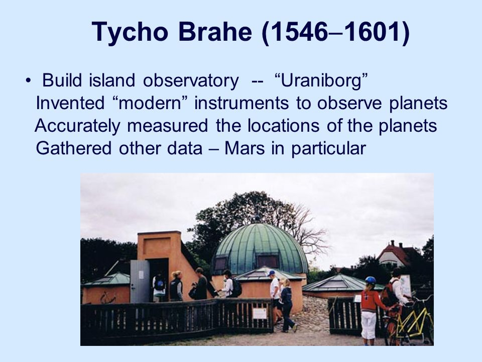 Tycho Brahe (15461601)