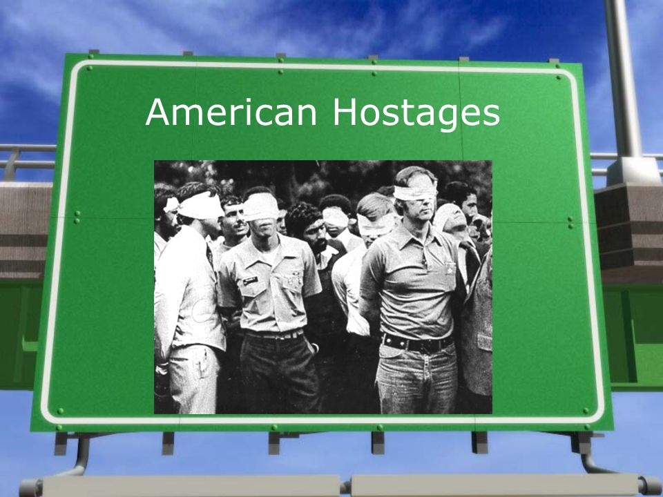 American Hostages
