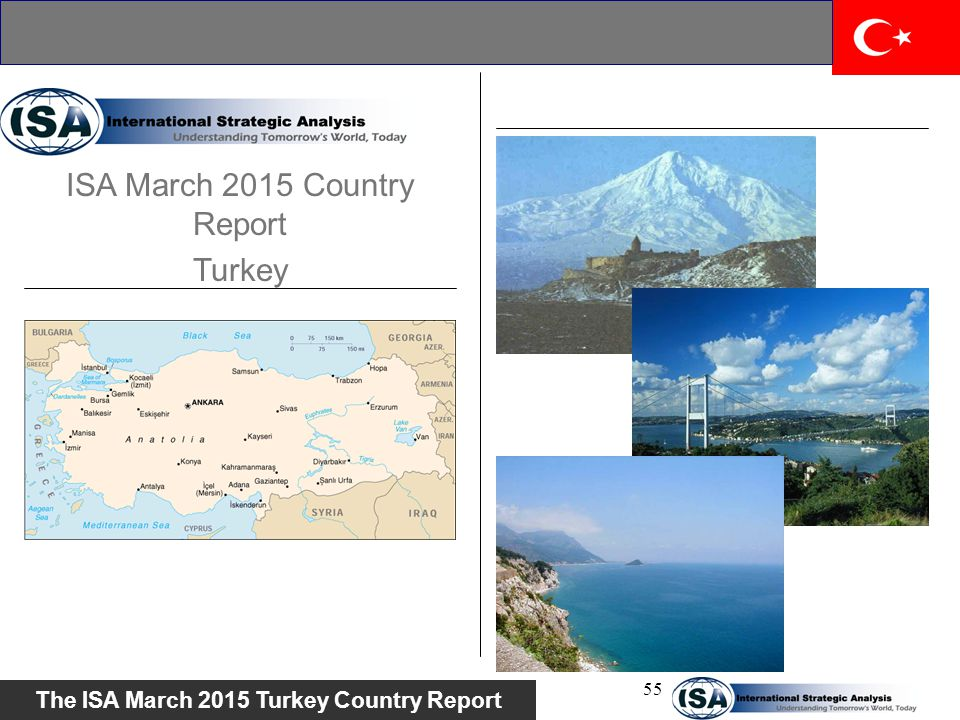 ISA March 2015 Country Report