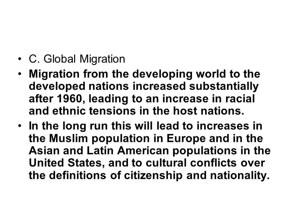 C. Global Migration
