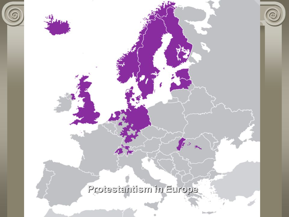 Protestantism Protestantism in Europe
