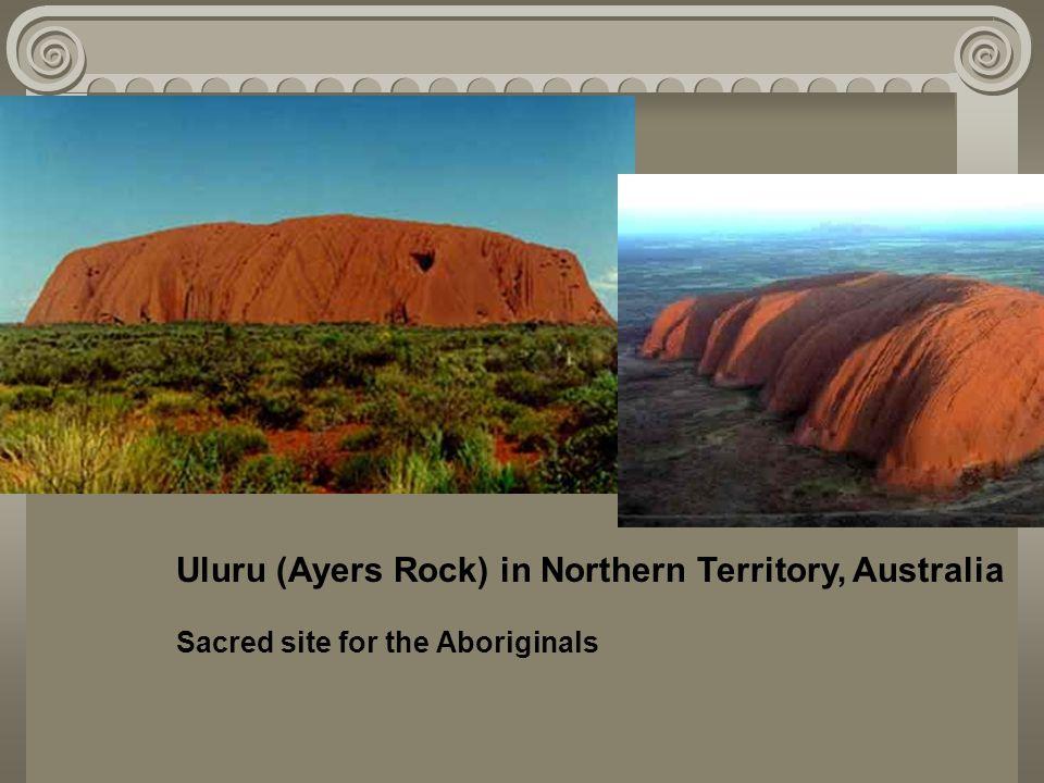 Uluru (Ayers Rock) in Northern Territory, Australia