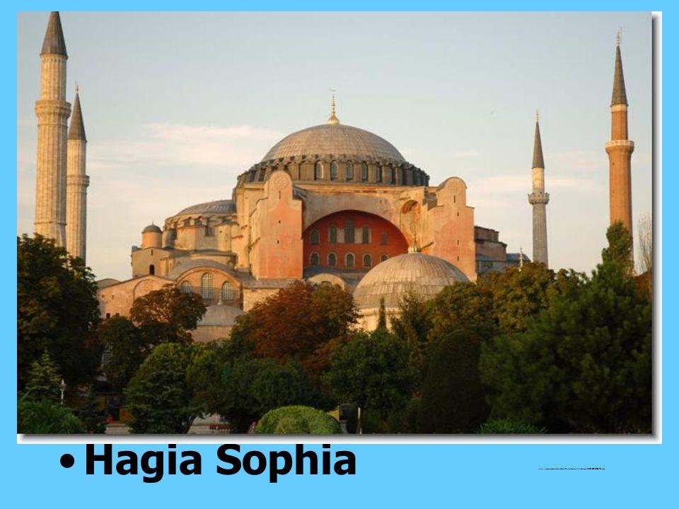 Hagia Sophia http://www.matthoefer.net/fotos/Reisen/Istanbul/slides/Istanbul.20040920.000701.php