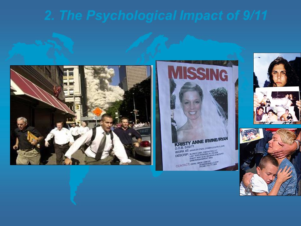 2. The Psychological Impact of 9/11