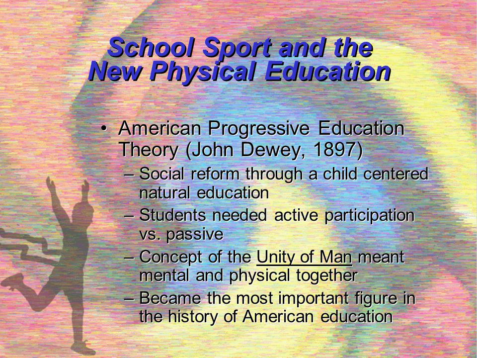 School Sport and the New Physical Education