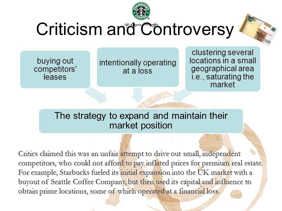 Criticism and Controversy