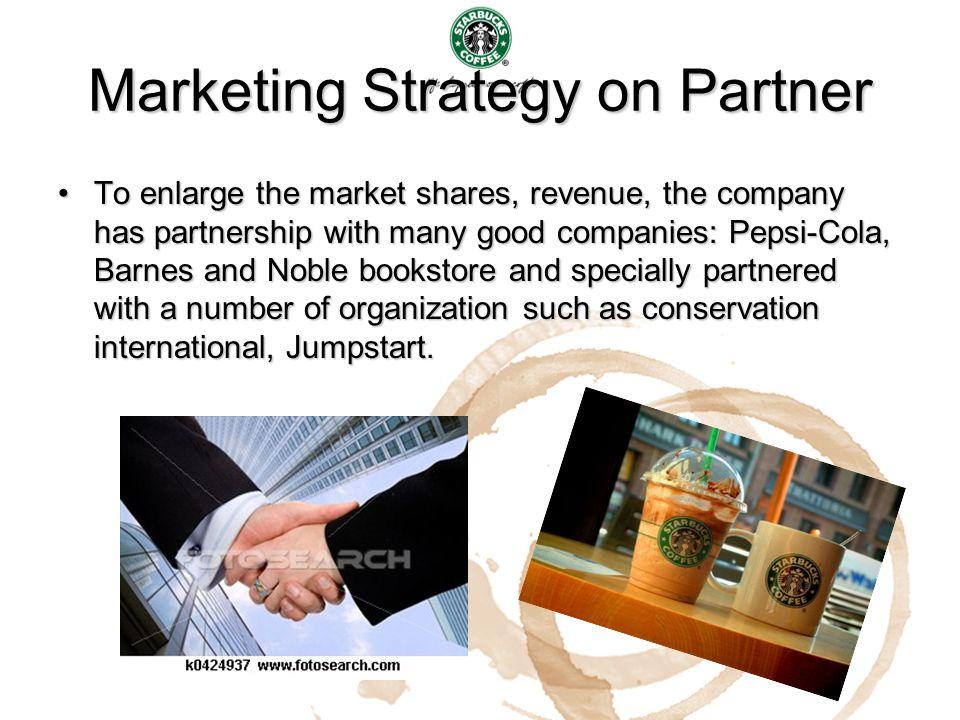 Marketing Strategy on Partner