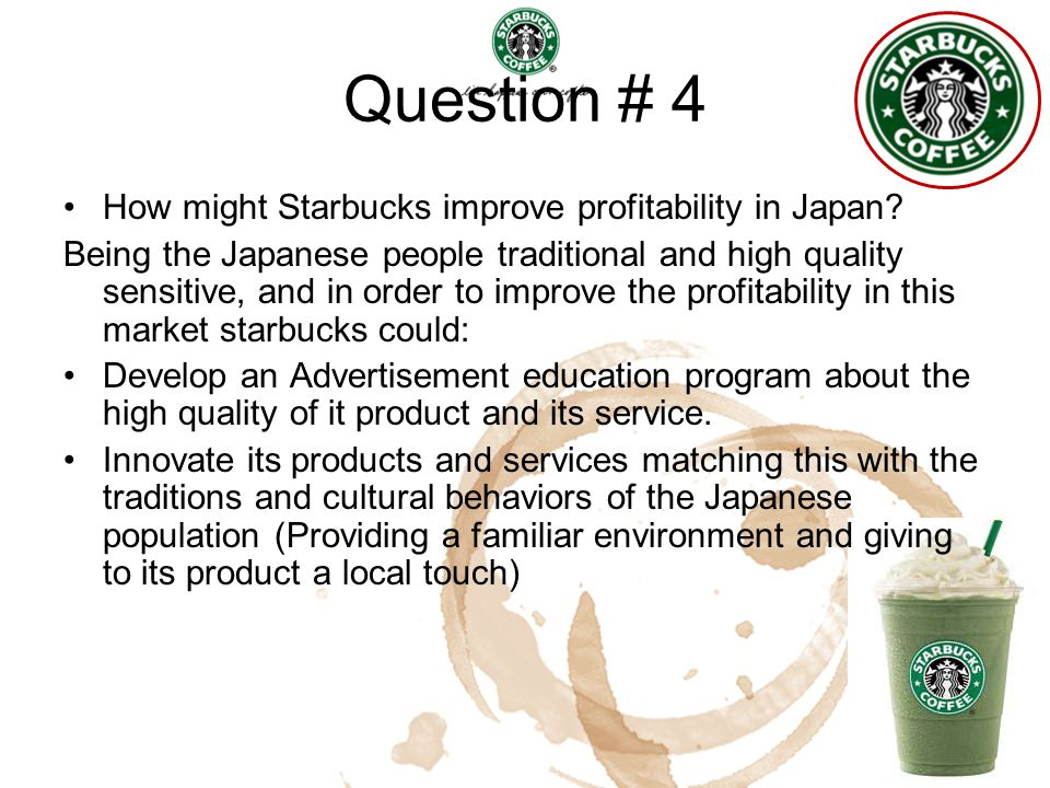 starbucks demographic environment Starbucks malaysia  local issues through community service and at the same  time educating and inspiring society to take action in preserving the environment.