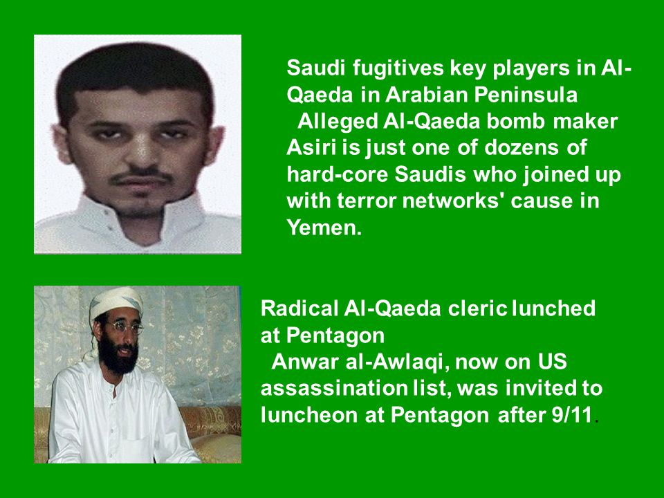 Saudi fugitives key players in Al-Qaeda in Arabian Peninsula